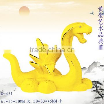 24k gold plated Chinese zodiac signs Snake
