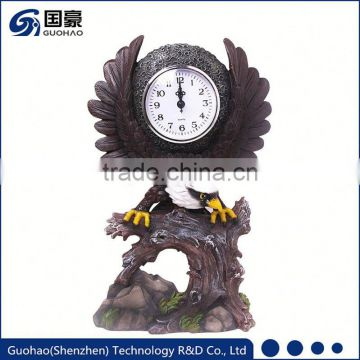Hottest China Manufacturer cheap price double sided station clock