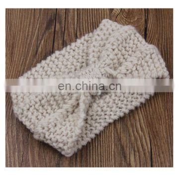 Hotsale pretty knitted hair band eye catching nice quality hair band