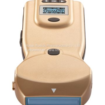 Convex Probe Color Ultrasound Imaging System