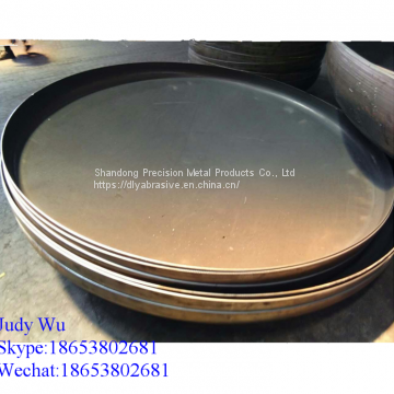 Elliptical dished head for pressure vessel flat dished seal head for boiler
