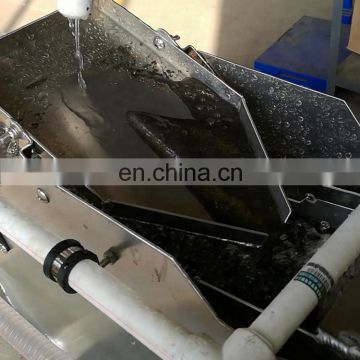 Flour gold recovery equipment for super fine gold seperation