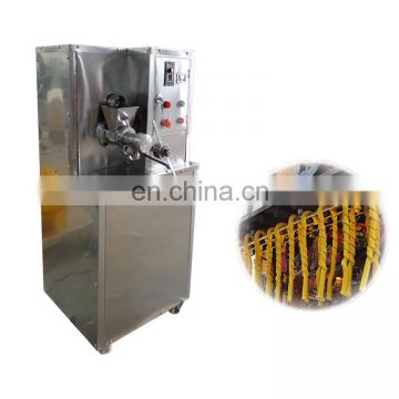 Small model ice cream hollow tube equipment ice cream corn puffed machine corn puff making machine