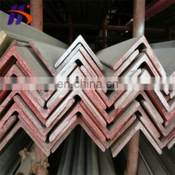 Factory Price SUS 321 310 stainless steel angle bar