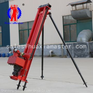 hauxiamaster supply KQZ-100Dgas and electricity linkage dive drilling machine well drilling rig