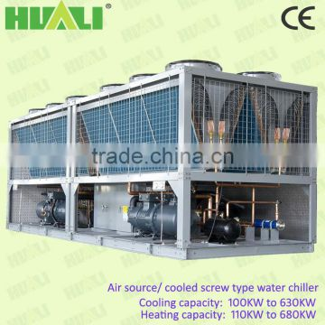 2017 Plastic injection use industrial air cooled water chiller perfect cooling