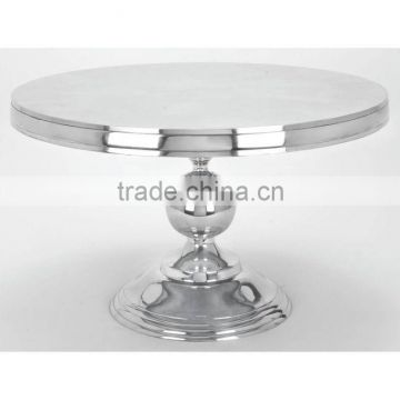 silver plated decorative tables