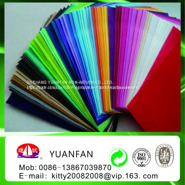 high quality top sale of plain 100% pp non woven fabric