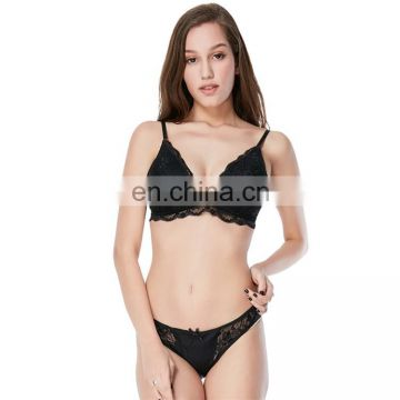 2017 hot sale your design bra teen Sexy Plump indian bra panty