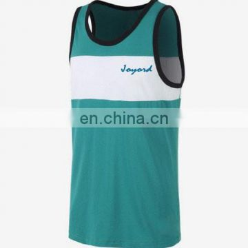 Custom fashion singlets hot sale in European, bodybuilding wholesale tank tops