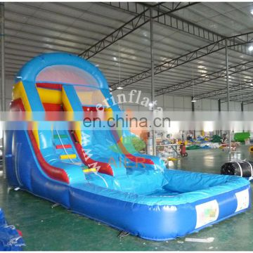 Best Sales Inflatabel Water Slide and Pool with Bouncer-Water Pool Fun for Kids, Inflatable Slide