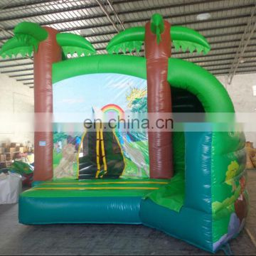 hot sale commercial safari inflatable combo