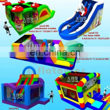 2013 New Designed Commercial Grade Inflatable game