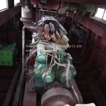 Sale:14 inch Diesel Power Cutter Suction Dredger