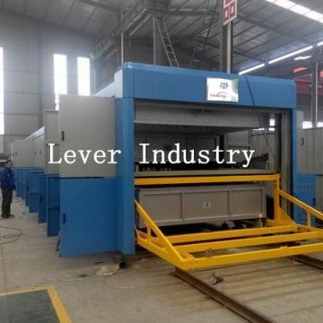 windshield Glass laminating Line for Bus Glass