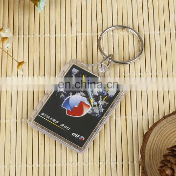 Colored Craft promotion keychain