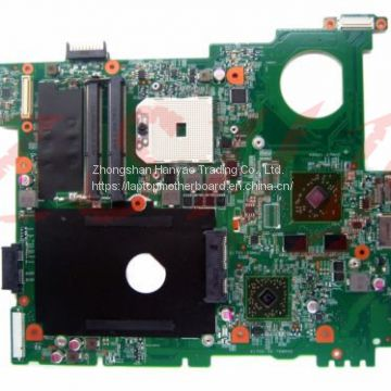 CN-0FJ2GT 0FJ2GT for Dell Inspiron M5110 laptop motherboard AMD DDR3 Free Shipping 100% test ok