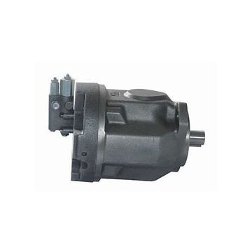 R910908135 Hydraulic System Thru-drive Rear Cover Rexroth  A10vo71 High Pressure Hydraulic Gear Pump
