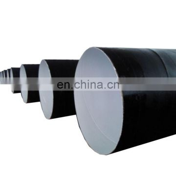 Epoxy resin glass fiber reinforced plastic corrosion resistant steel pipe