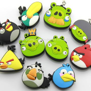 souvenir cartoon custom gifts usb flash drive promotional gift
