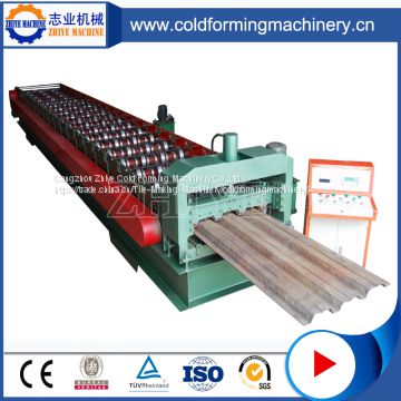 Decking Steel Floor Cold Roll Forming Machine