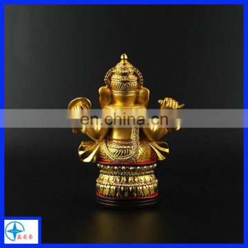 buddha statue India elephant god statue, Resin Ganesh figurine