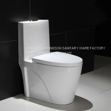 Big size bathroom short tank ceramics TOTO japanese factory ceramic hot sale one piece toilet