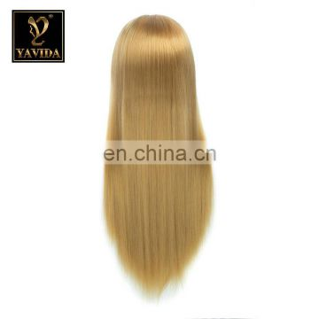 wholesale human hair manikin heads mannequin head with human hair images hairdressing training head real hair photos