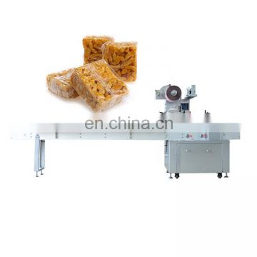 small candy packaging machine sugar cube packing machine automatic pillow packing machine