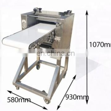 Good Quality Easy Operation Sleeve-fish Squid Ring Cutting Slicing Machine squid ring processing machine