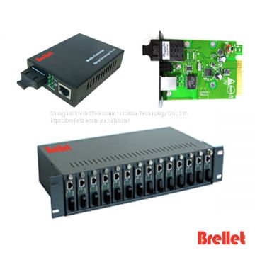 Commercial Ethernet Media Converter