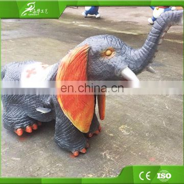 KAWAH New amusement rides happy dinosaur rides for sale