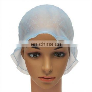 New Arrival High Temperature Resistant Acid and Alkali Silicone Pick Dye Hair Dye Hat