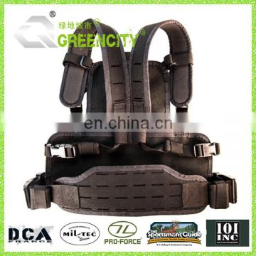 OEM Whosale 600d Polyester Laser Cut Security Bullet Proof Tactical Vest