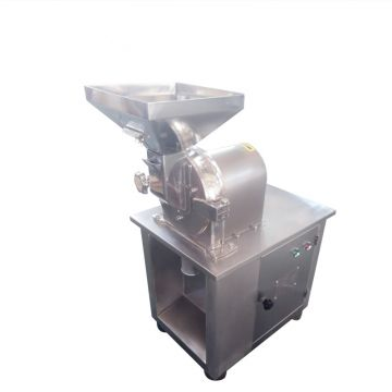 Stainless Steel Thin Power 4 Kw Rice Powder Making Machine