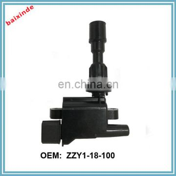 Auto parts BP6D18100A9U B298 ZZY1-18-100 Ignition Coil for Ford Laser KN KQ & Mazda 323 Astina BJ 1.6L ZZY118100