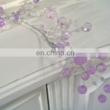 Acrylic Beaded Garland