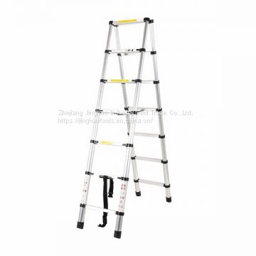 2.0m+2.0m Telescopic Combination Ladder