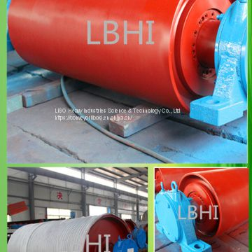 Head Pulley Drive Pulley Heavy Duty Pulley for Belt Conveyor
