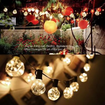 Courtyard decorating lights, Christmas decoration lantern party led decoration