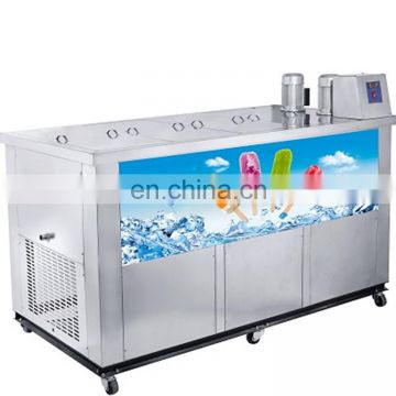 Colorful and commercial fruit popsicle making machine Ice lolly machine