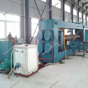 Hydrotesting Steel Large Pipe Machine