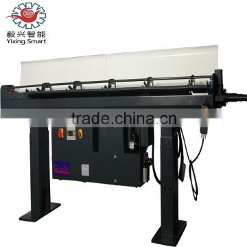 Controllable Automatic bar feeder for CNC lathe
