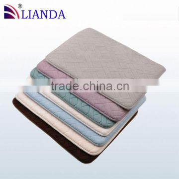 Hotsell!!! factory direct sell thin bath mat/ memory foam bath mat/ thin bath mat CE certificate