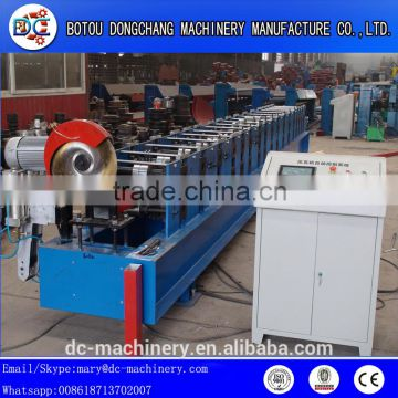 Downpipe and Gutter Roll FormingMachine,new style forming device for downpipe and bender,aluminium downpipe roll forming machine