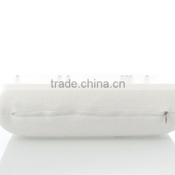 Wholesale Quality Assurance Smooth Latex Foam Comfortable Massage Rubber Pillow for Travel