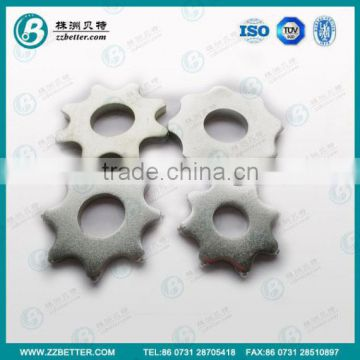 For Concrete Floor Grinder use TCT scarifier blades