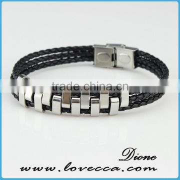 Fashion Handmade Exquise Leather Bracelet
