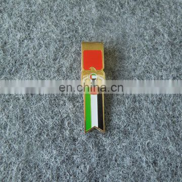 existing mould UAE falcon gold money clip for promotion