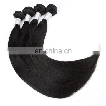 Hotbeauty wholesale 100% virgin human hair extension, Full cuticle remy hair weave